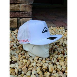 Nike Dri-FIT Pro Trail Cap Hat White Adult Unisex